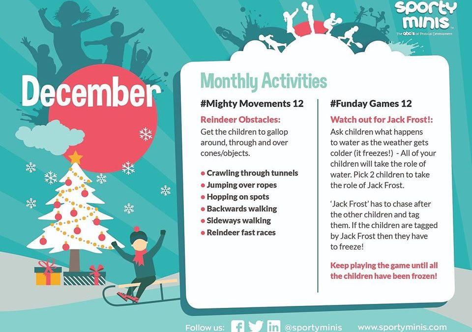 December 'Get Active'