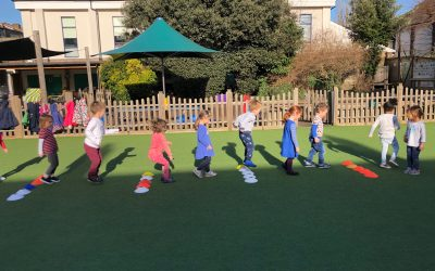 Should children be active for 3 hours a day?