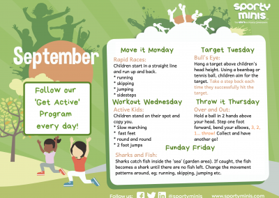 Get Active This September