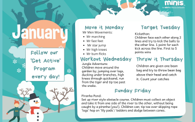 January 'Get Active'