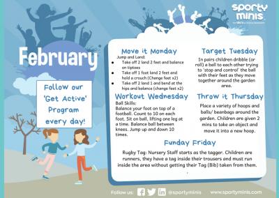 Get active Feb